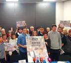 Más de 200 empresas navarras se suman a la huelga general del próximo día 30