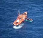 Rescatados más de doscientos inmigrantes en el mar de Alborán