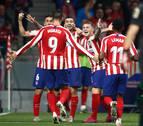 Los del 'Cholo' superan al Athletic con una versión mejorada