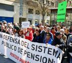 El déficit de las pensiones sube en la comunidad hasta los 245 millones