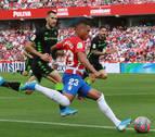 Granada se aúpa al liderato al ganar a un Betis que sigue en descenso