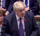 Johnson descarta un nuevo referéndum de independencia en Escocia