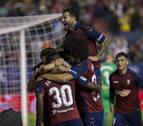 Recital de Osasuna de principio a fin con un 3-1 que se quedó corto frente al Valencia