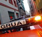 Noticias de hoy: el detenido por la mujer muerta en la Txantrea y los destrozos de la grúa