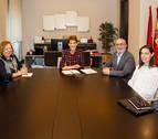 El Gobierno foral apoya la consolidación del CSIC en Navarra