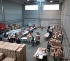 Impresas casi cinco millones de papeletas para las elecciones en Navarra