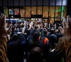 Los estudiantes catalanes inician este martes una huelga indefinida
