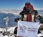 Un escalador nepalí toca las 14 cumbres más altas del mundo en 190 días