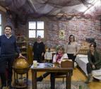 Un escape room que genera valores en Villava