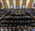 El Gobierno sirio y la oposición acuerdan redactar una nueva Constitución