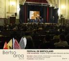 'Bertsoaroa 2019' presenta 'Gorria', espectáculo de bertsos y flamenco