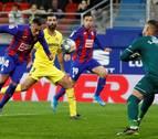 Orellana da el triunfo al Eibar ante el Villarreal en el descuento