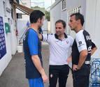 Jagoba Arrasate visita en Mallorca a su referente en los banquillos