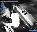 Cuatro detenidos por robos con fuerza en bares de Pamplona