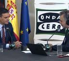 Sánchez cree que la Junta Electoral Central ha cambiado de criterio al expedientarle