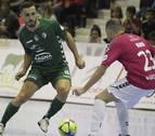 Osasuna Magna pierde en casa contra el equipo revelación de la temporada