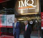 IMQ Navarra instala oficinas en los locales de Unzu del barrio de San Juan