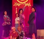 El Grupo de Teatro de Corella logra dos premios nacionales