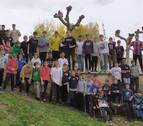 Estella crea el Zaldu Park Parkour como nueva zona para los jóvenes