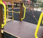 Mutilva recoge firmas para pedir al consistorio un parque infantil cubierto