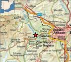 Ligero terremoto, con epicentro en Etxauri, durante la madrugada del domingo