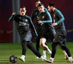 El Barça quiere restituir su imagen y encarrilar el pase a octavos