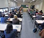 Consulta los resultados de la primera prueba de las oposiciones de Auxiliar Administrativo en Navarra