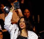 Rosalía, la artista española más escuchada en Spotify a nivel mundial