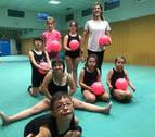 El debut de 12 gimnastas con 'Otra mirada'