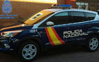 Agresión a dos agentes de Policía Nacional en la puerta de una discoteca de Pamplona