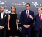 Casado, Rivera e Iglesias acorralan a Sánchez para que aclare si pactará