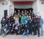 La Ribera se llena de personajes con la comedia negra 'Estándar'