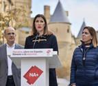 Infraestructuras, pensiones, juventud y autogobierno, temas de campaña en Navarra