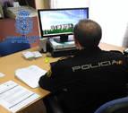 Policía Nacional alerta de un aumento de las estafas telemáticas en Navarra
