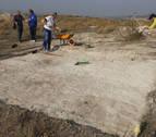 En marcha la segunda fase de excavaciones del Castillo de Valtierra