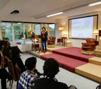 Entidades sociales debaten en Berriozar sobre buenas prácticas en economía circular