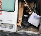 Dos detenidos al ser pillados 'in fraganti' robando en una vivienda de Tudela