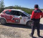 Afecciones en carreteras por el Rallysprint Malerreka y el Cross Nocturno de Galar