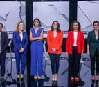 El modelo de CC AA y Cataluña elevan la tensión en el último debate de campaña