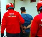 Detenido en Marcilla por conducir sin permiso y con una orden judicial pendiente