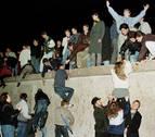 El error que llevó a la caída del Muro de Berlín