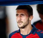 Adrián, Oier y Nacho Vidal, novedades en la alineación de Osasuna