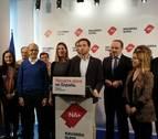 Los partidos inciden en lo que está en juego en el cierre de campaña en Navarra