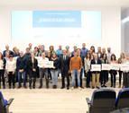 VW Navarra y su comité de empresa entregan 50.000 euros a diez entidades sociales