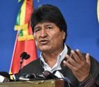 Morales abandona Bolivia con destino a México: