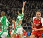 La efectividad del Sevilla le da un derbi igualado