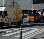 Se le olvidó pagar la zona naranja en Pamplona y en 23 minutos se quedó sin coche