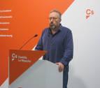 Girauta se da de baja de Ciudadanos tras el acuerdo en la prórroga de estado