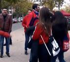 VÍDEO: La historia de 13 aficionados de Osasuna en su viaje a Getafe