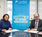 El Gobierno foral  y CaixaBank firman un acuerdo de financiación turística